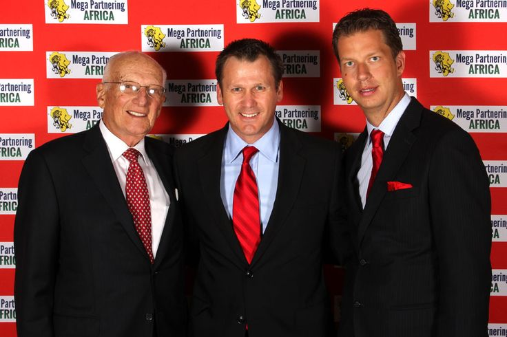 Andrew Smih with World's no1 Business Coach,JT Foxx and George Ross,Executive Vice President and Senior Counsel of the Trump Organization