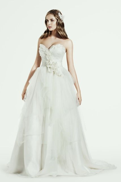 Lamorna by Pallas Couture  Available at www.encorebridal.com.au