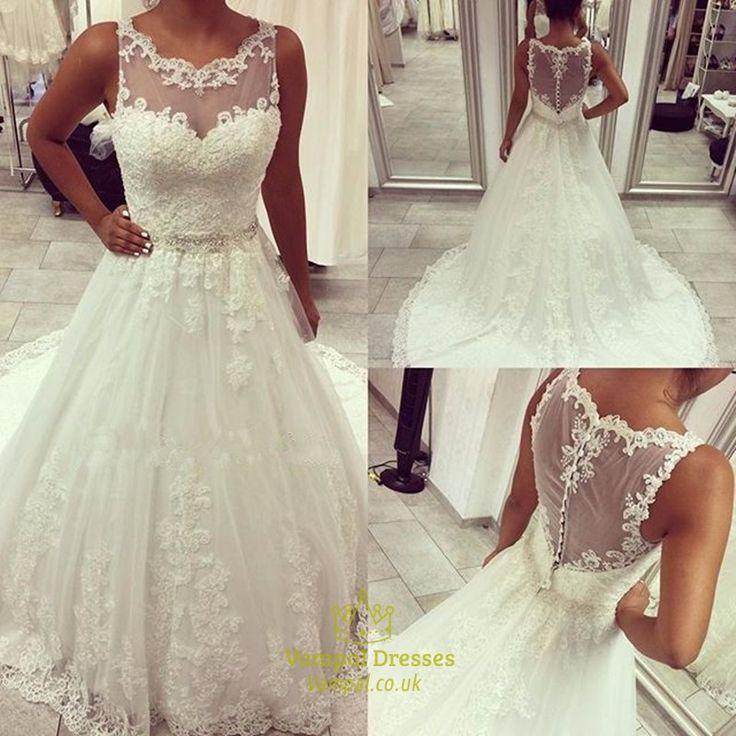 245 best wedding dresses images on Pinterest | Wedding frocks, Short ...