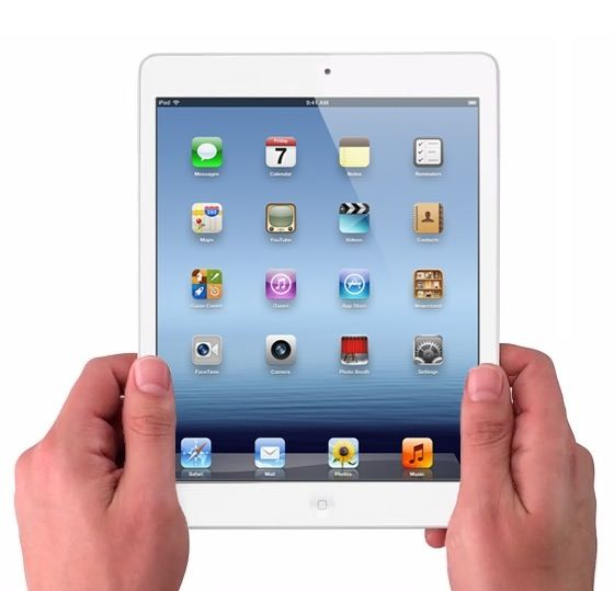 Apple unveiles the iPad mini
