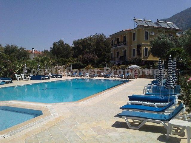 3 Bedroom Semi Detached Villa Ovacik – property for sale Ovacik Turkey