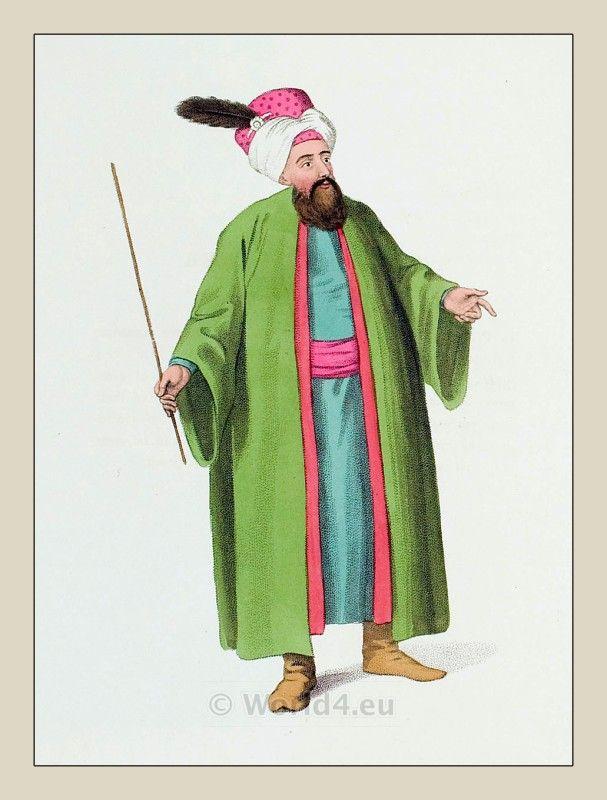 Turkish Military Costume Archive - Costume and Fashion History