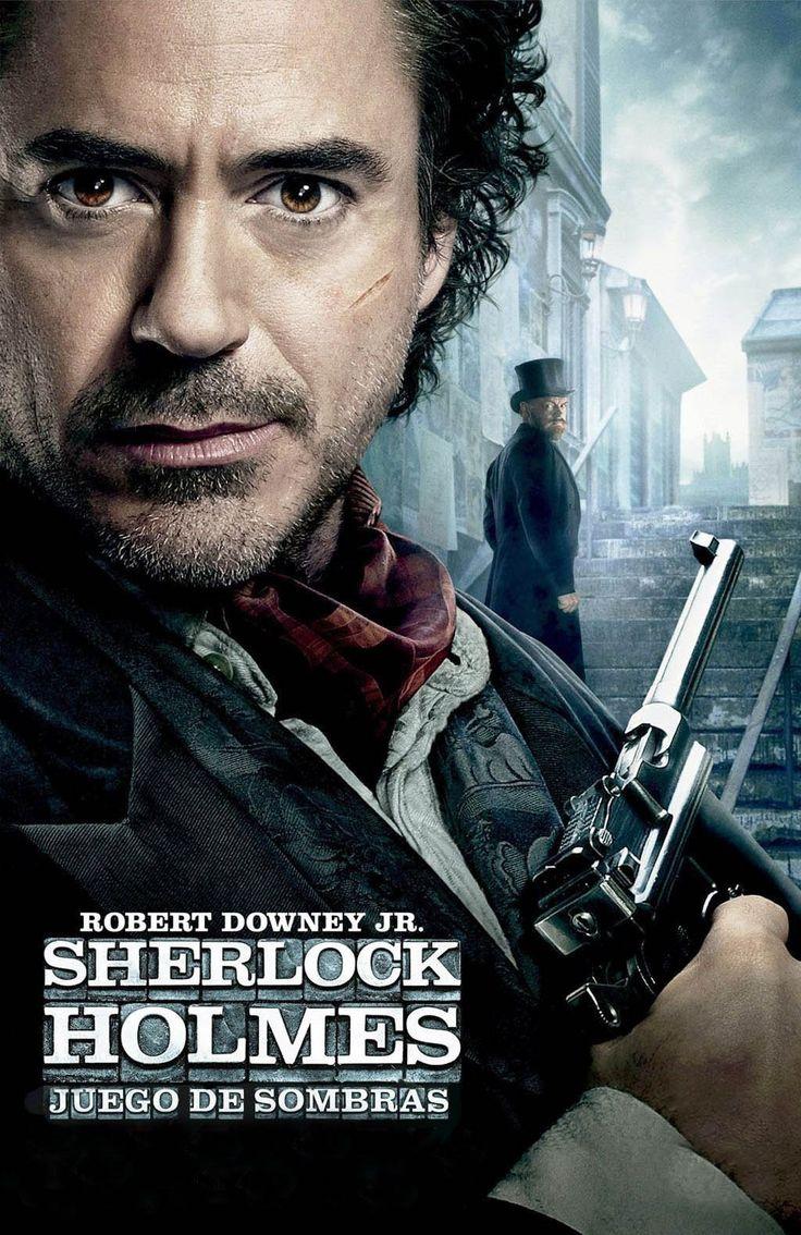 Sherlock Holmes: Juego de sombras (2011) - Ver Películas Online Gratis - Ver…