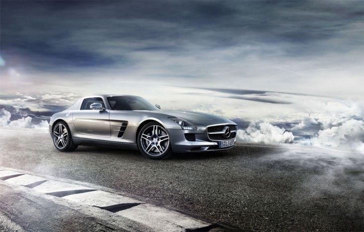 Mercedes Benz SLS    -    Agentur: JvM    -  CD: Tobias Eichinger    -    AD…