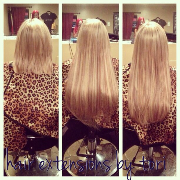 Full Head Bonded Extensions Prices Of Remy Hair