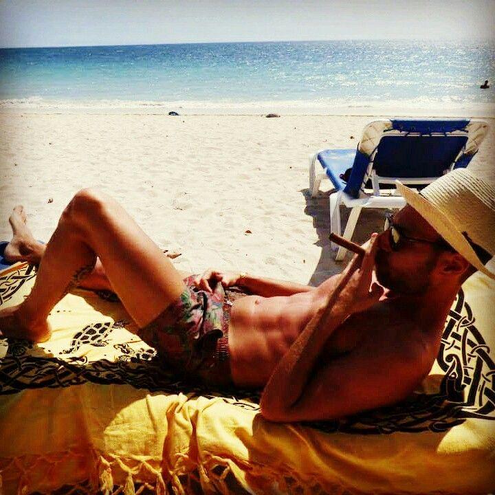 #cuba #sigari #playa #sole #mare #sun #travel #viaggio #vacanze #spiaggia #relax