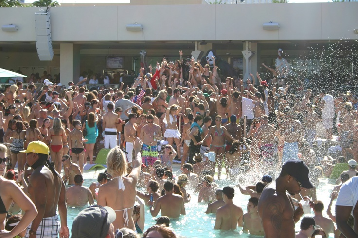 Wet Republic, MGM Grand, Las Vegas, NV...Biggest and best pool party in Vegas!