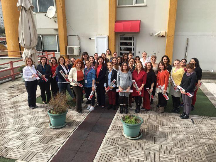 marmassistance bayanları Dünya Kadınlar gününü kutladı ! marmassistance.com