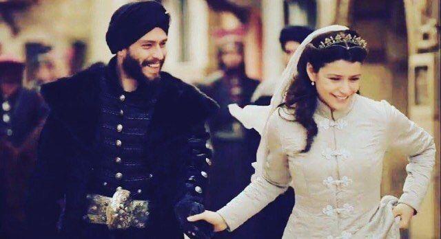 "Sultan Ahmed I & Kösem Sultan - Magnificent Century: Kösem - ""The Longest Night (En Uzun Gece)"" Season 1, Episode 15...that scene"
