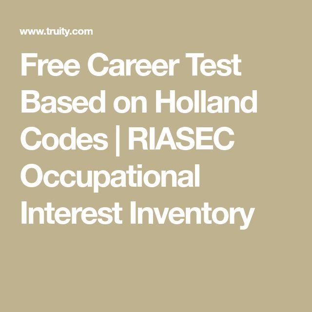 Best 25+ Career test free ideas on Pinterest Myers briggs test - career aptitude test