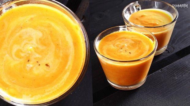 Тыквенный крем-суп. Рецепт самого ароматного и вкусного осеннего супа