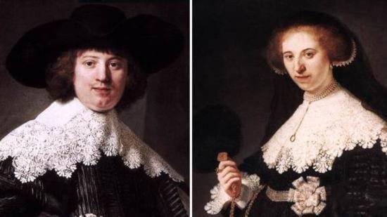 De schilderijen van Rembrandt