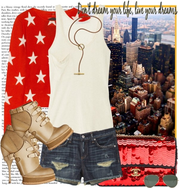 """""""NY - Empire States of Style!!!!!!!"""" by karineminzonwilson ❤ liked on Polyvore"""