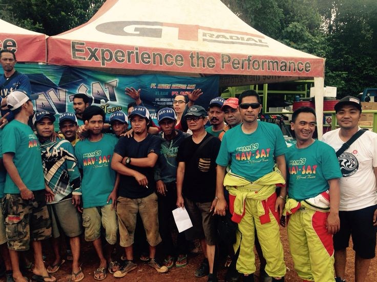 My team NAVSAT SPEED OFFROAD