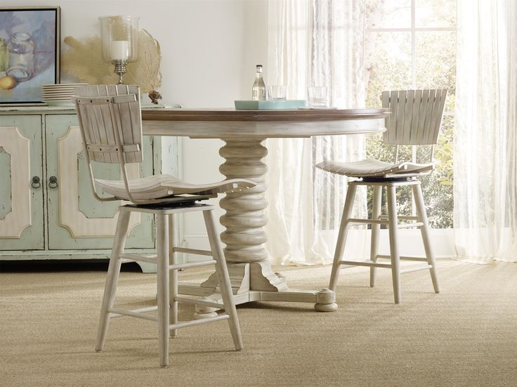 Hooker Furniture Sunset Point Casual Dining Room Group Home Decor