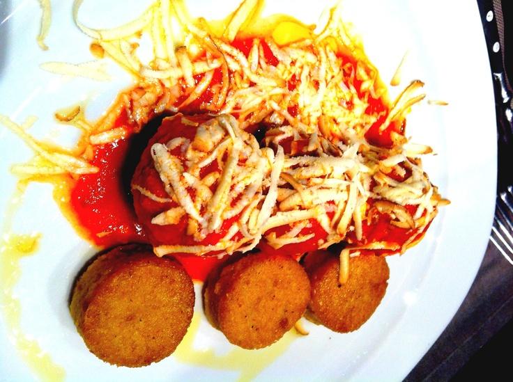Une charcuterie-restaurant insolite à 2 pas du Campo dei Fiori à Rome