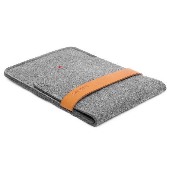 iPad Mini Bag Wool Felt iPad Mini Case Felt iPad Mini 3 door TopHome