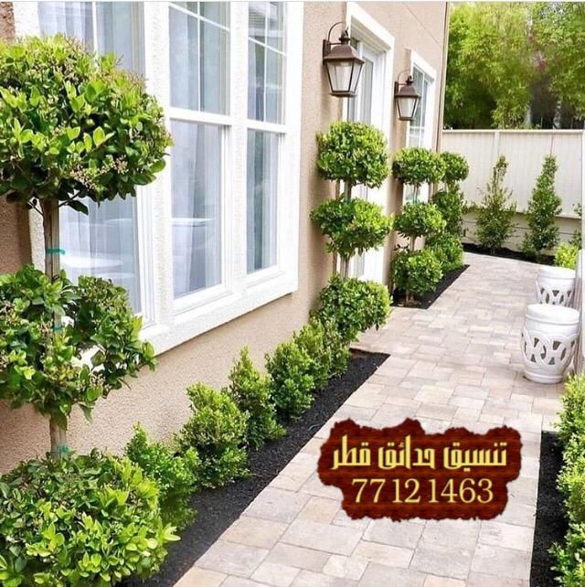 تنسيق حدائق قطر 77121463 عشب صناعي قطر عشب جداري قطر الدوحة الريان الوكرة ام صلال الخور Cheap Landscaping Ideas Small Garden Design Landscape Design