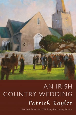 An Irish Country Wedding - available in October - I'll be counting down until then!