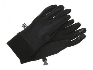 Seirus Soundtouch Powerstretch Glove Liner (Black) Extreme Cold Weather Gloves
