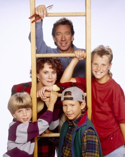 '90s TV show that deserves a movie: 'Home Improvement'. pretty good show even if Tim Allen is kind of annoying