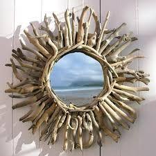 Resultado de imagen de driftwood mirrors