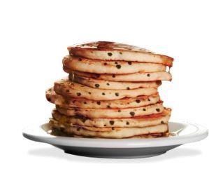 Ingredients - 2 onces d'eau ( 60ml) - 1 sachet de splenda ou stevia - 1/2 cu a the d'extrait de vanille - 1 blanc d'oeuf - 2 sachets de crepes au Chocolat Ideal Protein Preparation - Melanger dans un bol les 4 premiers ingredients - Incorporer les 2 sachet...