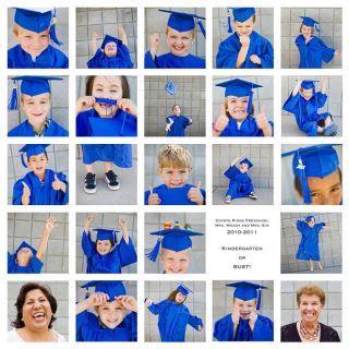 For preschool class picture