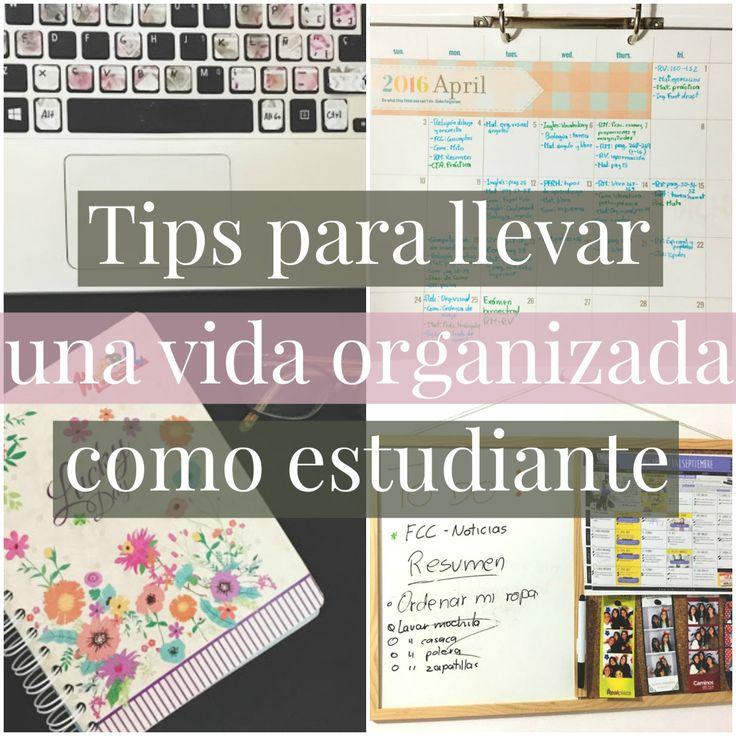 Es esencial mantenerse organizado siempre, más aún si eres un escolar o universitario; ya que esto es la clave para que te vaya bien en tus notas y logres aprobar tooodo. Una simple organización te…