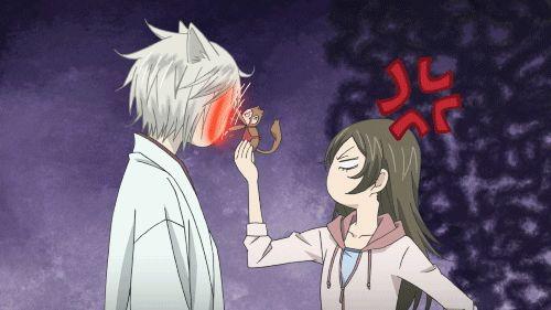 funny parts kamisama kiss 2nd season - Google Search