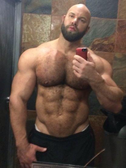 Butt Gay Hairy Man Older