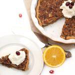 Pecan Cranberry Pie | Recipe