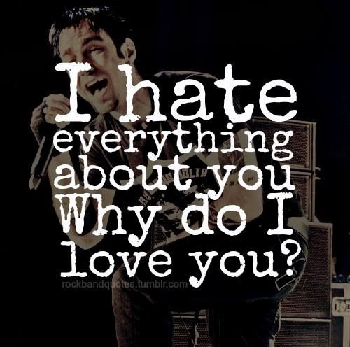 I Hate Everything About You - Wikipedia