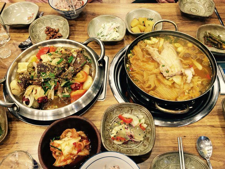 삼천포 맛집 이덕밥상