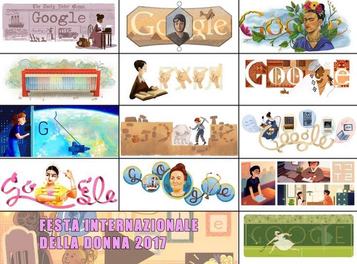 Google celebra la Giornata internazionale delle donne con 13 figure chiave della moderna emancipazione femminile. Ma chi sono le protagoniste del Doodle del 8 marzo? Lasciate perdere le mimose e scoprite la storia di queste 13 scienziate, attiviste, atlete, ognuna innovatrice nel proprio campo. Leggi anche lo speciale di Focus sulla Festa della Donna.