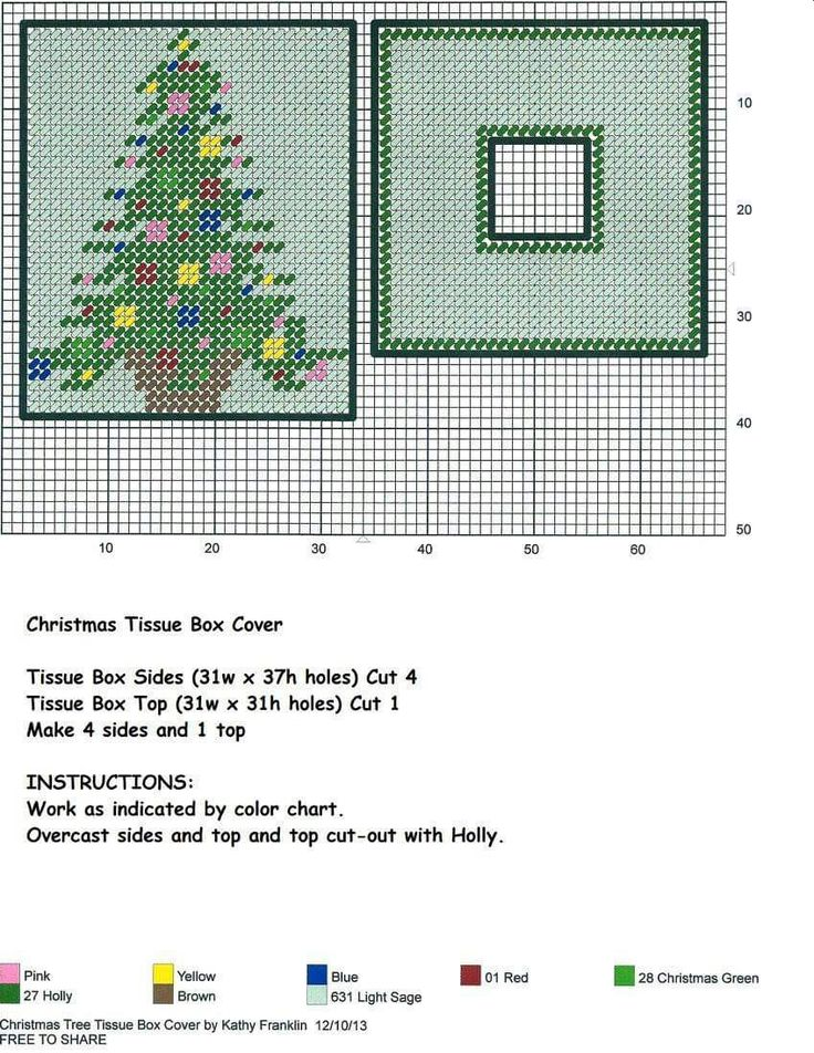 Christmas tree tbh