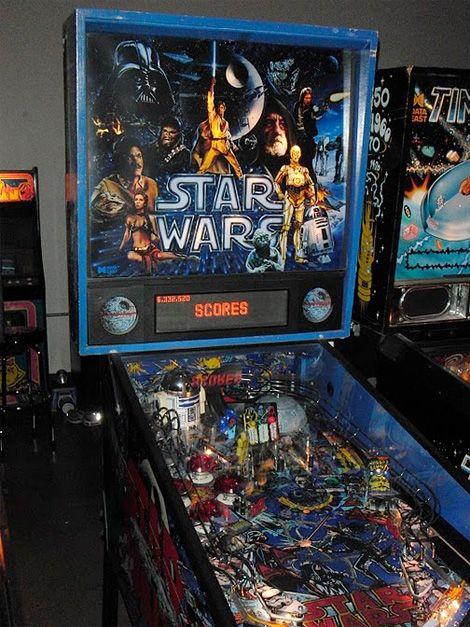 Star Wars Data East, 1992