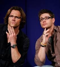 Jared Padalecki and Jensen Ackles <3