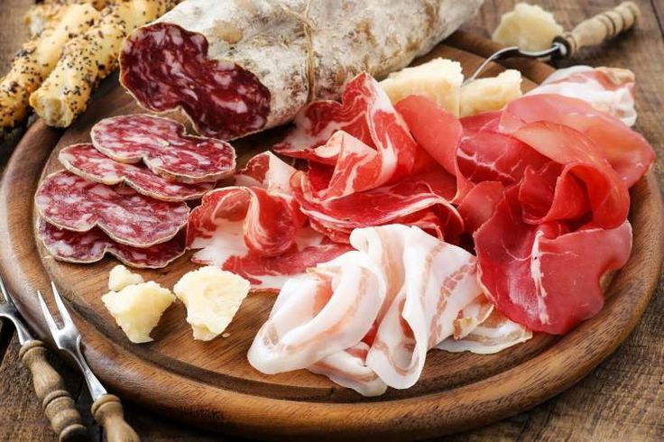 Italiam cured meat variety - Kuvona/iStockphoto/Getty Images