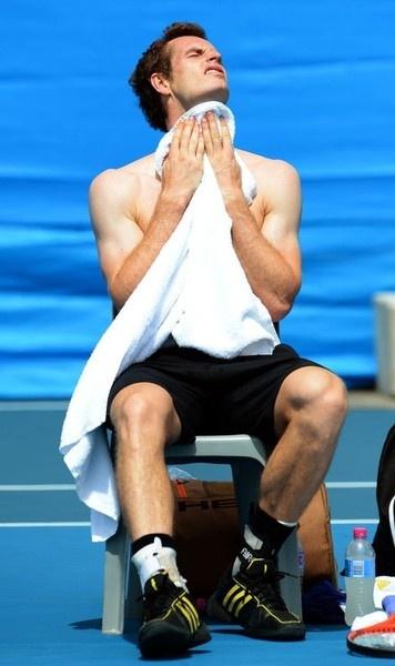 Andy Murray #tennis @JugamosTenis
