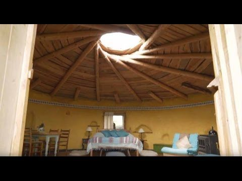 The Well House - Sawday's Canopy & Stars | Glamping in Cornwall - YouTube