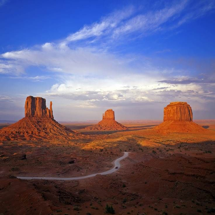 Monument Valley, South West USA