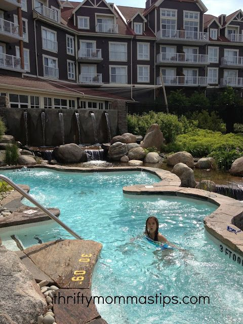 Dreamy vacation spot number one to cross off your Ontario list. thriftymommastips: Westin Trillium House Review #Travel