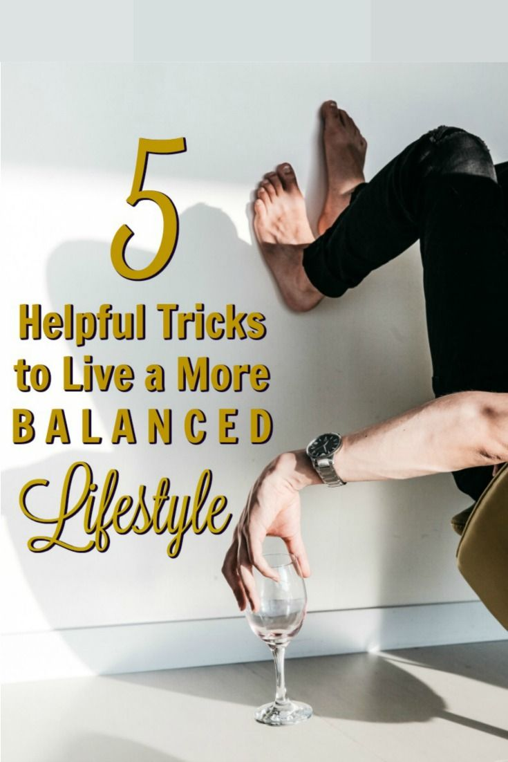 Here's how to live a more joyful and balanced lifestyle. http://overfiftyandfit.com/balanced-lifestyle/ via @danenow