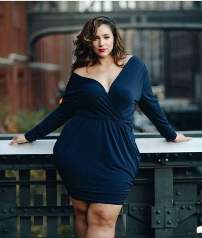 Plus size women love fashion as much as slimmer women and we would like some of the latest styles available in our sizes too. We are tired of the boring styles that look like maternity wear and want to show some skin as we're proud of our bodies. I'm personally tired of the plus size sections being filled with long black dresses that will hide all my curves.