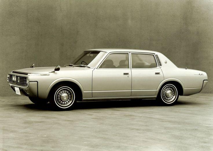 Toyota Crown Saloon circa 1972