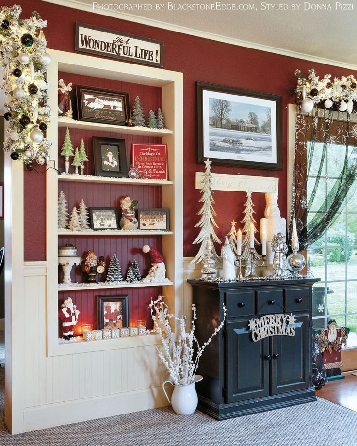 Country Sampler Christmas Decorating Ideas : Ideas about country sampler on