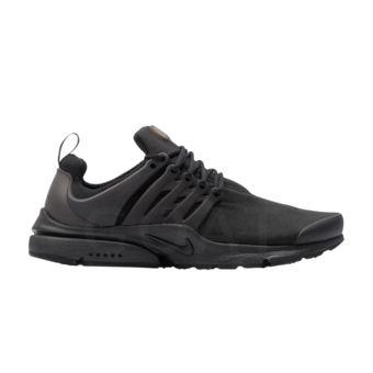 Nike presto triple black $105