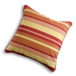 LaPalma- an outdoor pillow made with Crypton fabric.