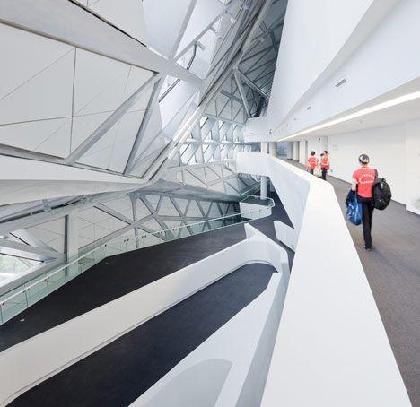 Guangzhou Opera House by Zaha Hadid Architects